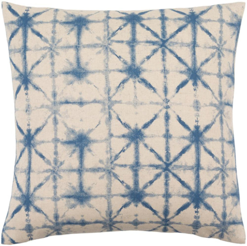 Surya Nebula Throw Pillow in Beige