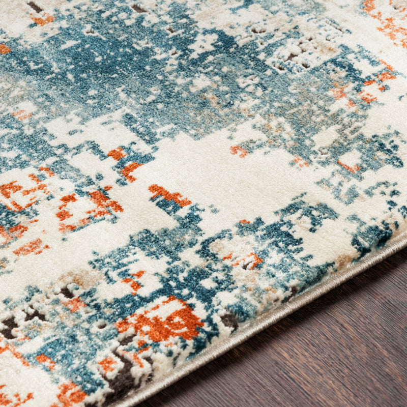 Pune Area Rug by Surya in Multi
