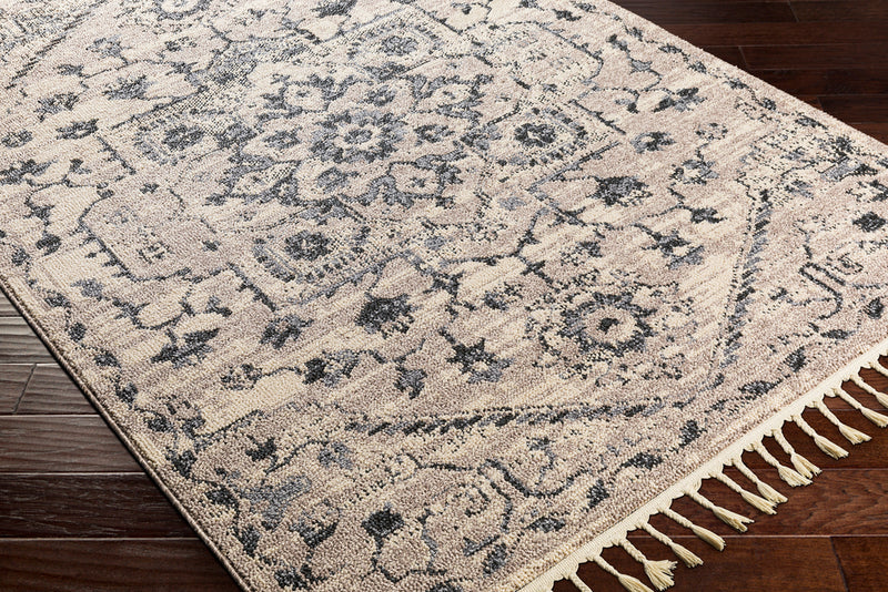 Restoration Area Rug by Surya in Multi
