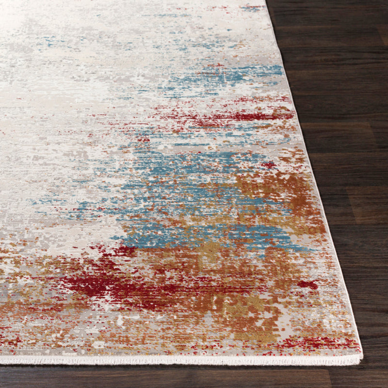 Solar Area Rug by Surya in Multi