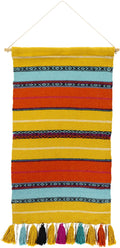 Toluca Wall Hanging # Yellow