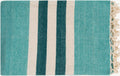 Troy Throw Blanket in # color_Mint