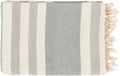 Troy Throw Blanket in # color_Gray
