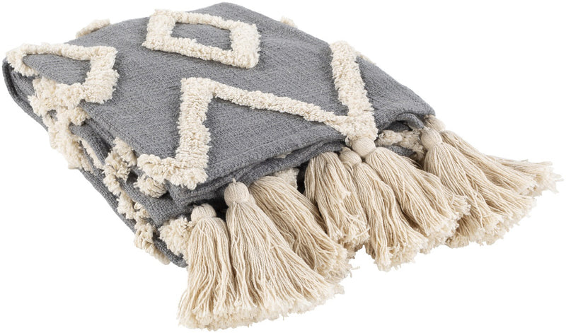 Tut Throw Blanket in