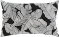 Surya Musa Outdoor Throw Pillow in White