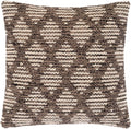 Surya Voyage Throw Pillow in Beige
