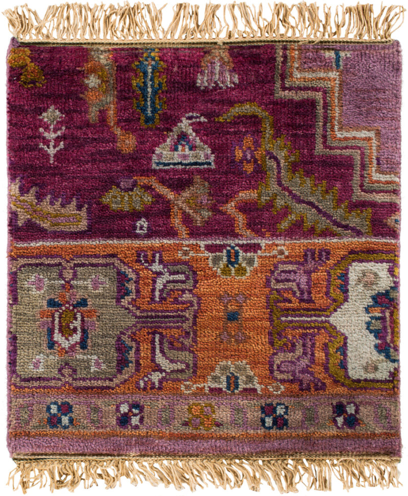 Zeus Area Rug by Surya in Multi