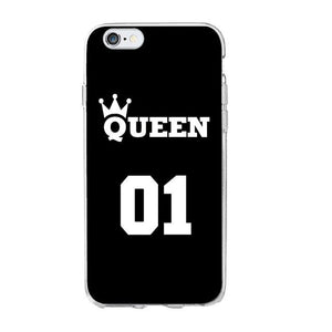 coque galaxy s6 edge queen