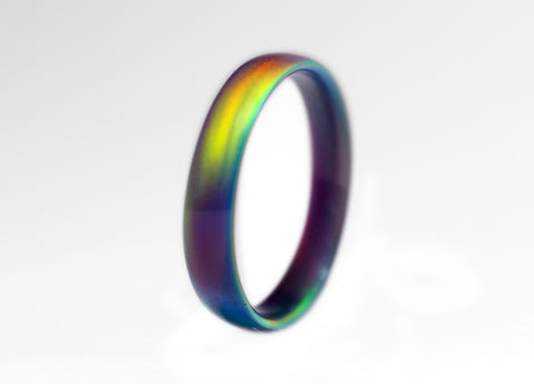 The Serendipity - Rainbow Opal Ring - Oxu Jewelry