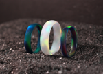 The Atlas - White Opal Ring - Oxu Jewelry