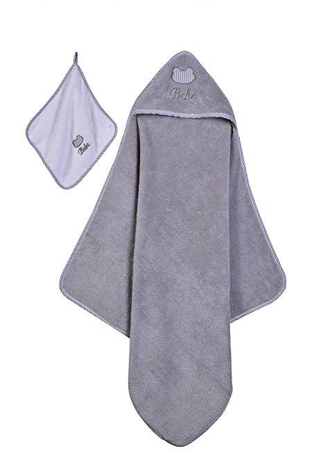 HOODED_BATH_TOWEL_SET_PLUSH_BABY_SOFT_TERRY