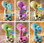 Cute Plush and Soft Giraffe Baby Doll Toys - SpoiledBabys