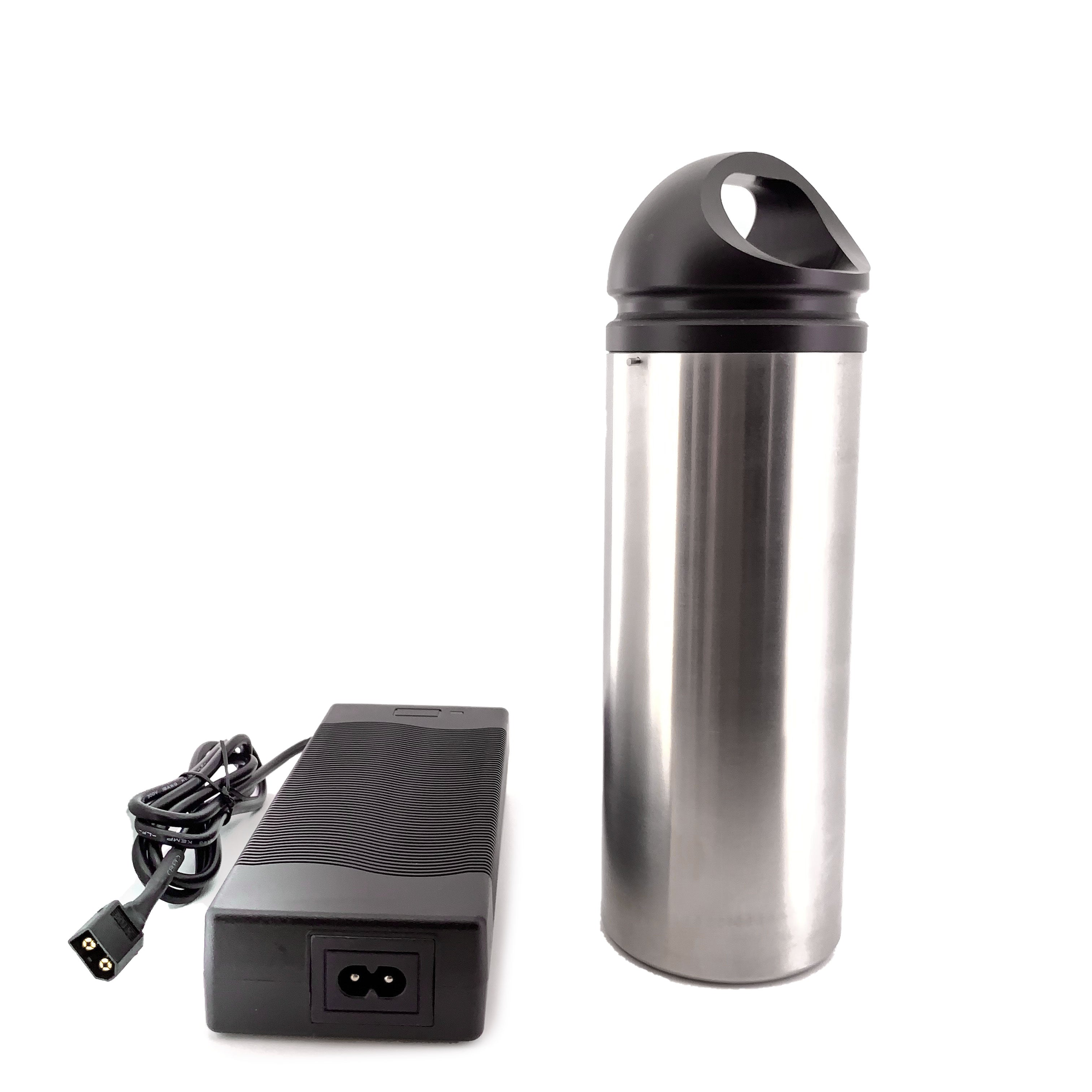 BikeOn Water Bottle Battery 250 Wh 36 V Li-ion, with charger