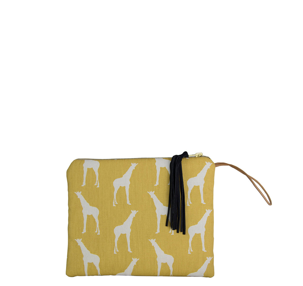 Clutch Bag GIRAFFE
