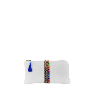 Clutch Bag klein RAINBOW