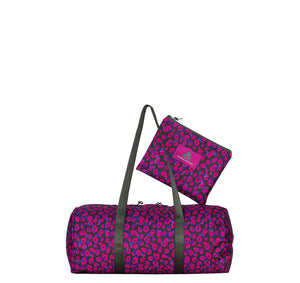 Dufflebag 2-in-1 GREEN LAMPART
