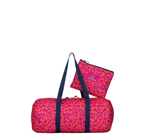Dufflebag 2-in-1 NAVY LAMPART