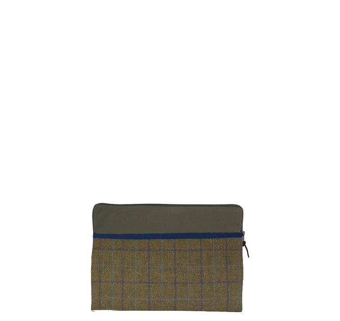 Laptoptasche GREEN TWEED
