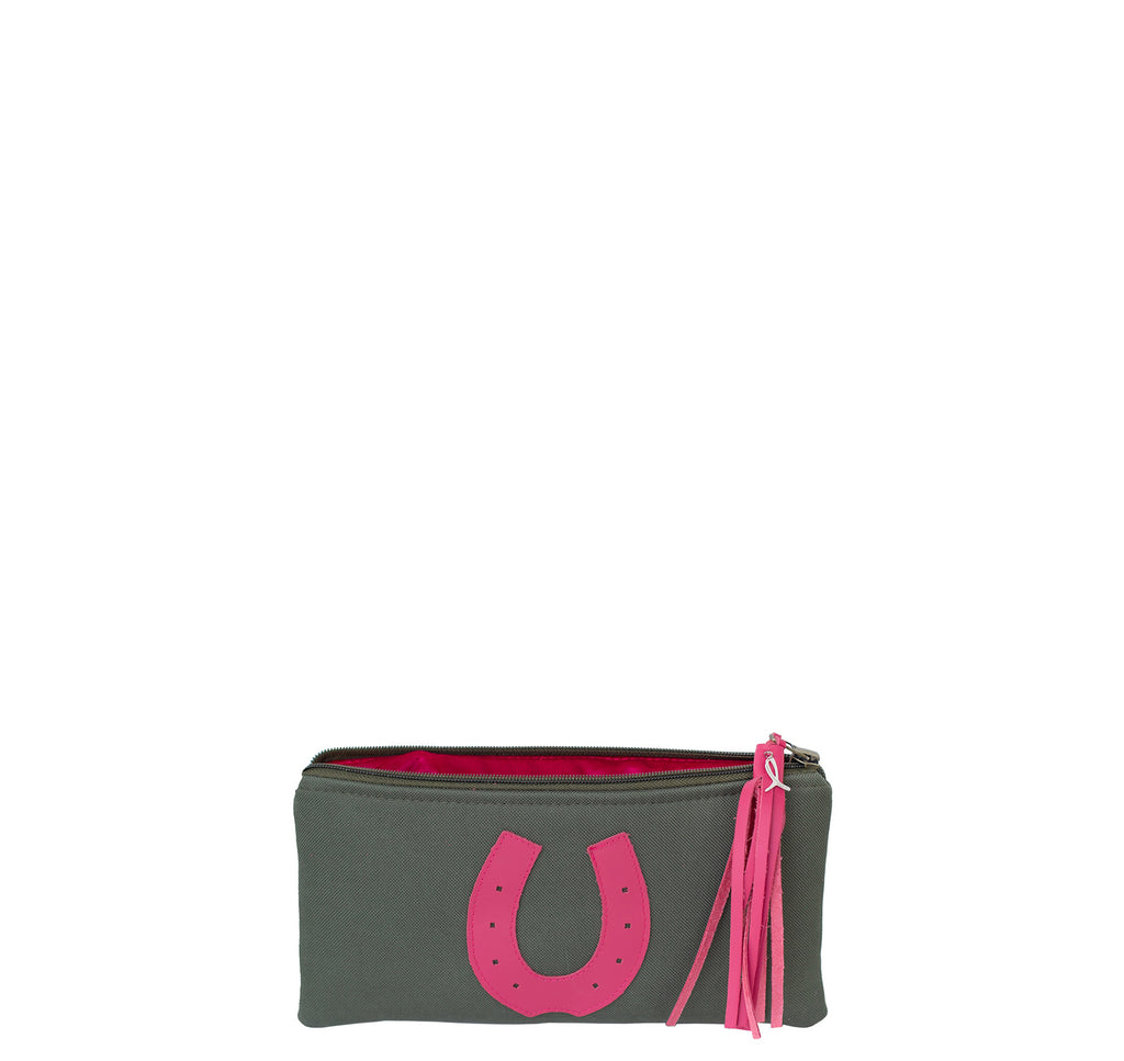 #PINKDERBY Clutch Bag