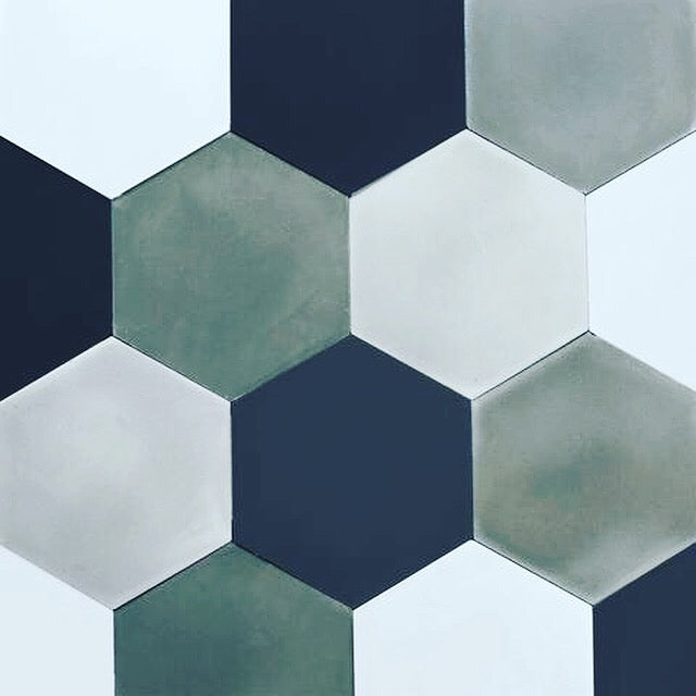 MOONLIGHT HEXAGONS