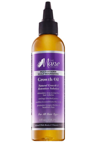 The Mane Choice Growth Oil
