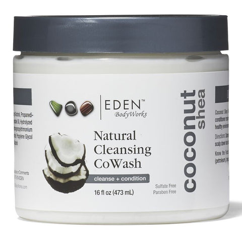 Eden Bodyworks Natural Cleansing Co-Wash