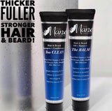 The Mane Choice Hair & Beard Shampoo + Conditioner = Too Clean
