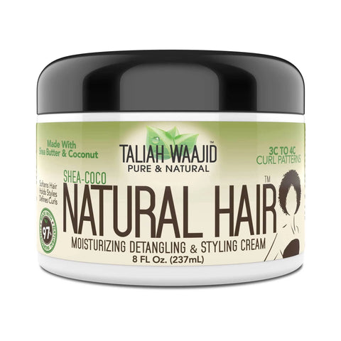 Taliah Waajid Shea & Coco Natural Hair