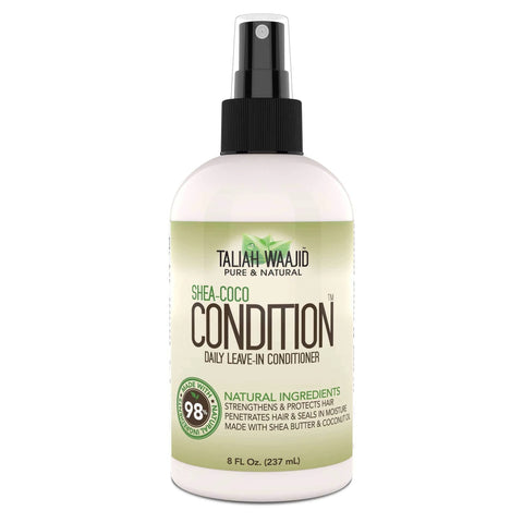 Taliah Waajid Shea Coco Daily Leave In Conditioner
