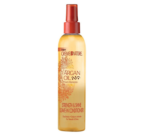 Creme of Nature Argan Oil Strength & Shine Leave In Conditioner