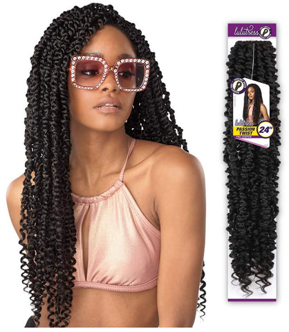 Sensationnel Crochet Lulutress Passion Twist 24in