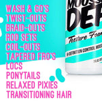 The Doux Mousse Def Texture Foam
