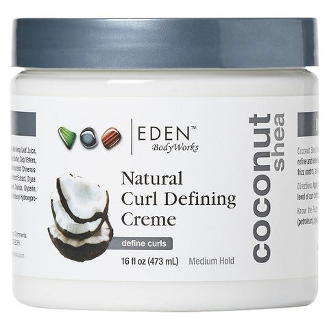 Eden Bodyworks Natural Curl Defining Creme