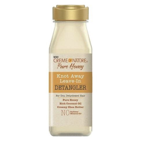 Creme of Nature Pure Honey Knot Away Leave In Detangler