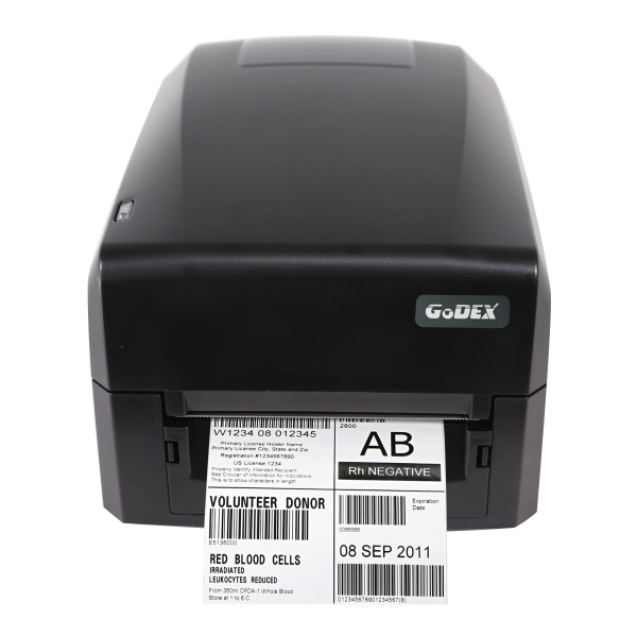 GE330 Satin & Label Printer