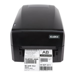 GE300 Satin & Label Printer