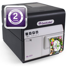 QL-120X Inkjet Label Printer