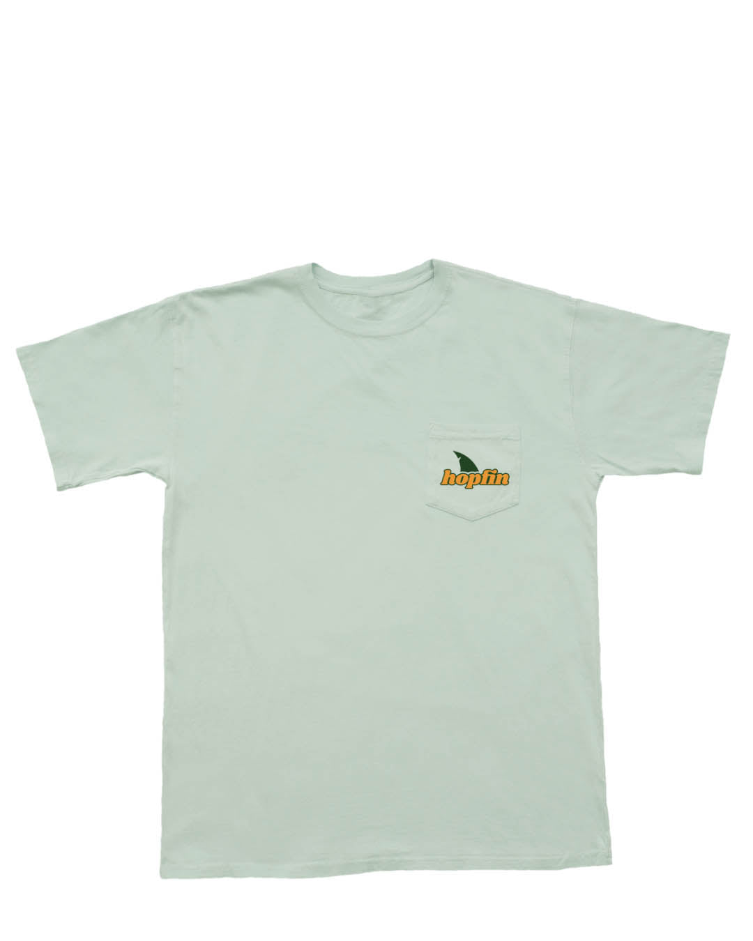 • NOW AVAILABLE • Hopfin Tee