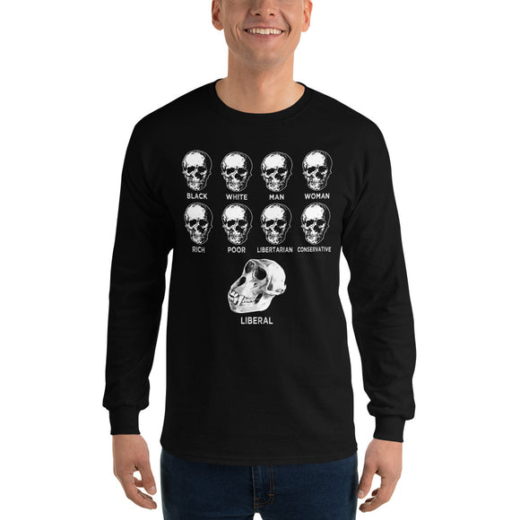 30a695df5b70 Donald Trump Wanted Unisex Long Sleeve T-Shirt – The Conservative Brand