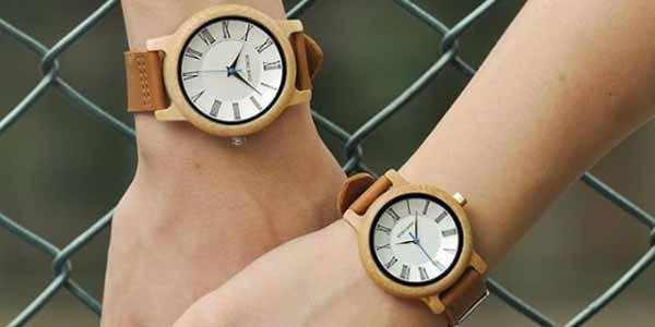 NATURALITY IN WOOD WATCHES