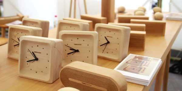 PRIVILEGES IN USING WOOD CLOCK