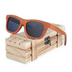 WOOD GLASSES WOOD SUNGLASSES 1 Bobo Bird G08 UV400 Polarized Wooden Sunglasses for Men and Women