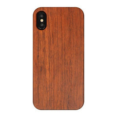 WOOD PHONE CASE WOODEN iPHONE CASE HL / For iPhone XS Max Real Wood Case For iPhone XS Max Handcrafted Natural Lux iPhone Covers