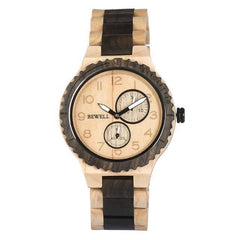 WOOD WATCH ALL WOOD WATCHES 1 Bewell ZS-W15 Mens Wood Watches Top Brand Luxury Quartz Wood Wristwatch