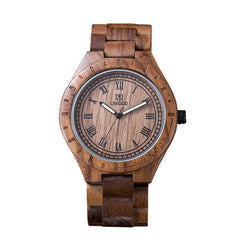 WOOD WATCH ALL WOODEN WATCHES 1 Uwood UW1001 Natural Handcrafted Trendy Mens Luxury All Wooden Watches