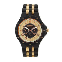 WOOD WATCH ALL WOODEN WATCHES 116CBM Bewell 116C Chronograph Luxury Mens All Wood Watch With Luminous Hands