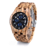 WOOD WATCH ALL WOODEN WATCHES Bewell 109D Multifunction Mens Luxury Wooden Watches With Date Display