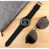 WOOD WATCH LEATHER BAND WATCHES Casual Mens Wood Watch With Leather Band Eco-Friendly Handcrafted