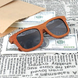 WoodWatchBox.com WOOD SUNGLASSES Default Title Bobo Bird G08 UV400 Polarized Wooden Sunglasses for Men and Women