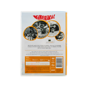 Kikerikii II DVD